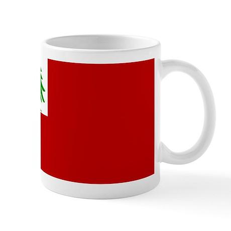 New England Flag Mug