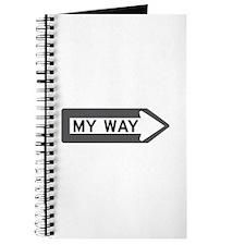 """My Way"" Journal"