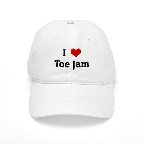 I Love Toe Jam Cap