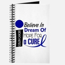 Believe Dream Hope Colon Cancer Journal