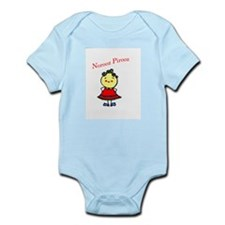Miss Norooz Infant Bodysuit