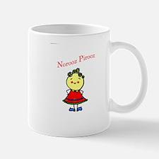 Miss Norooz Mug