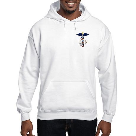 LPN Caduceus Hooded Sweatshirt
