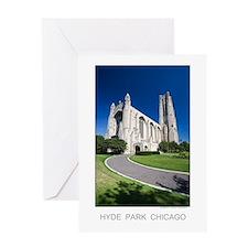 Rockefeller Memorial Chapel Greeting Card