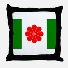 Taiwan Independence Flag Throw Pillow