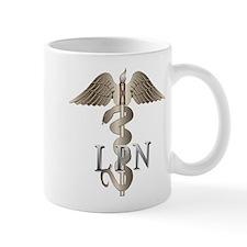 LPN Caduceus Mug