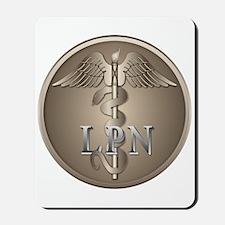LPN Caduceus Mousepad