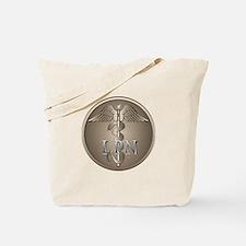 LPN Caduceus Tote Bag