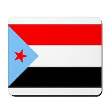 South Yemen Flag (1967) Mousepad
