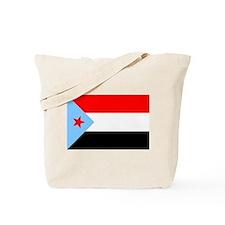 South Yemen Flag (1967) Tote Bag