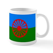 Romani Flag (Gypsies Flag) Mug