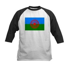 Romani Flag (Gypsies Flag) Tee