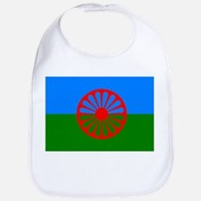 Romani Flag (Gypsies Flag) Bib