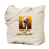 Dogs labs Canvas Totes