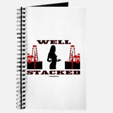 Well Stacked Journal, Oil, Gasfield,Oil Rigs
