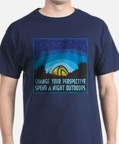 Tent Camping T-Shirt