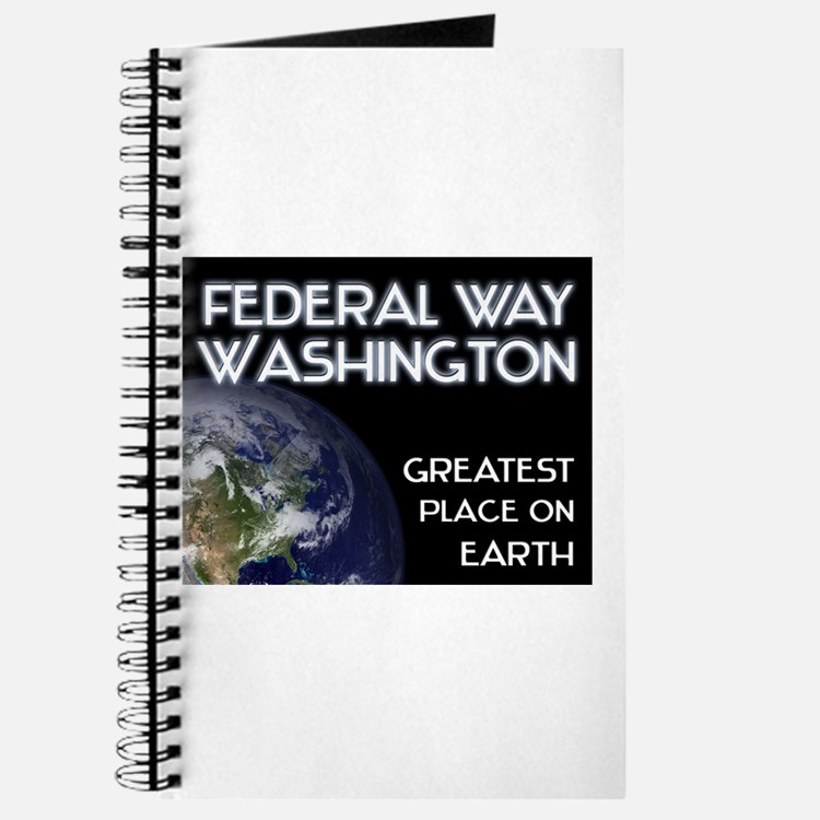 federal way washington - greatest place on earth J