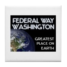 federal way washington - greatest place on earth T