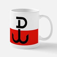 Polish Resistance Flag Mug