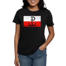 Polish Resistance Flag Tee