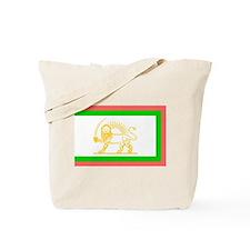 Persian Flag (1906) Tote Bag