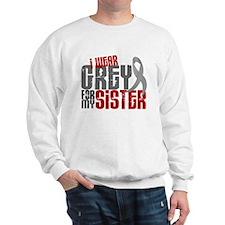 I Wear Grey For My Sister 6 Jumper