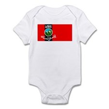 Pashtun Flag Infant Bodysuit