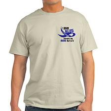 I Wear Blue For My Mom 33 CC T-Shirt
