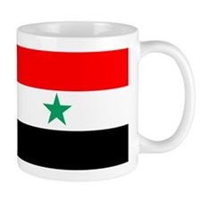 North Yemen Flag Mug