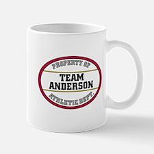 Anderson  Mug