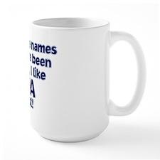 I LIKE BEING CALLED OPA! Ceramic Mugs