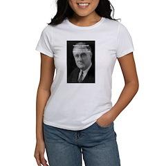 Franklin D. Roosevelt Women's T-Shirt