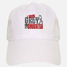 I Wear Grey For My Daughter 6 Baseball Baseball Cap