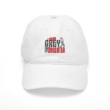 I Wear Grey For My Daughter 6 Baseball Cap