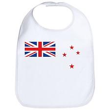 New Zealand Naval Ensign Bib