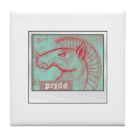 Pride Tile Coaster