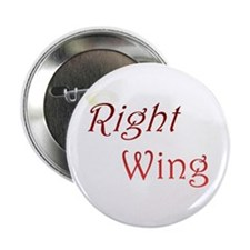 "Right Wing 2.25"" Button"