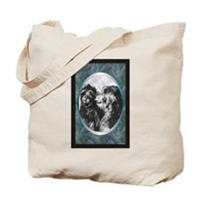 Scottish Deerhound Designer Tote Bag