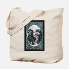 Scottish Deerhound Designer Tote Bag