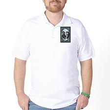 Scottish Deerhound Designer T-Shirt