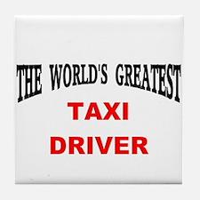 Unique Cabs Tile Coaster