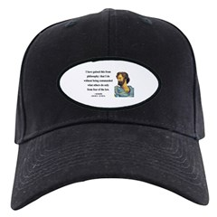 Aristotle 8 Black Cap