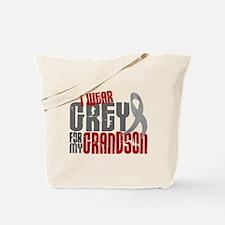 I Wear Grey For My Grandson 6 Tote Bag