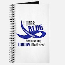 I Wear Blue For My Daddy 33 CC Journal