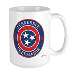 Tennessee Masons Large Mug