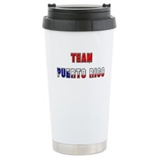 Team Puerto Rico Travel Mug