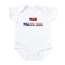 Team Puerto Rico Infant Bodysuit