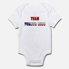 Team Puerto Rico Infant Bodysuit