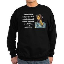 Aristotle 9 Sweatshirt