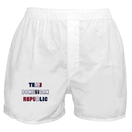 Team Dominican Republic Boxer Shorts